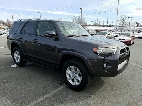 new 2017 toyota 4runner sr5 premium 4wd suv in york t40064 toyota of york. Black Bedroom Furniture Sets. Home Design Ideas