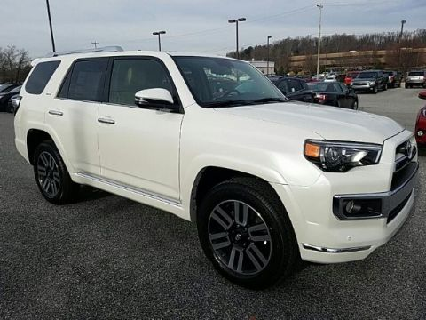 new 2016 toyota 4runner 4wd 4dr v6 limited suv in york t39818 toyota of york. Black Bedroom Furniture Sets. Home Design Ideas
